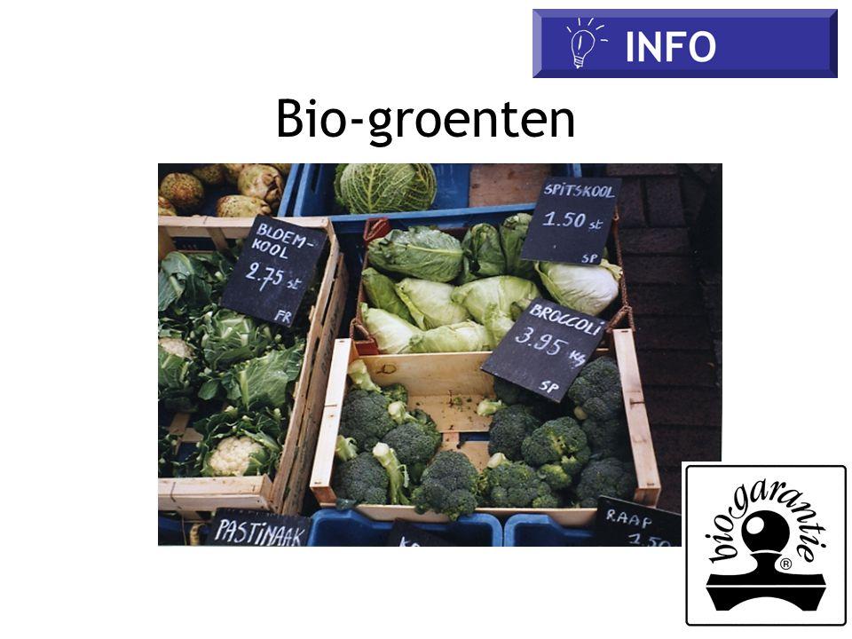 Bio-groenten