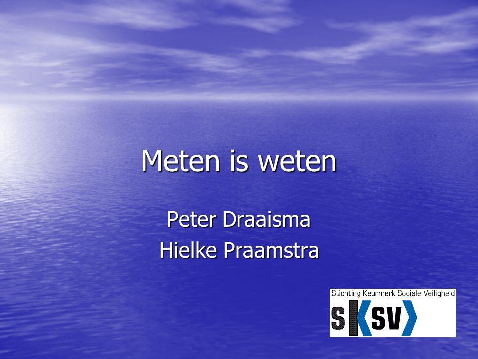 Meten is weten Peter Draaisma Hielke Praamstra