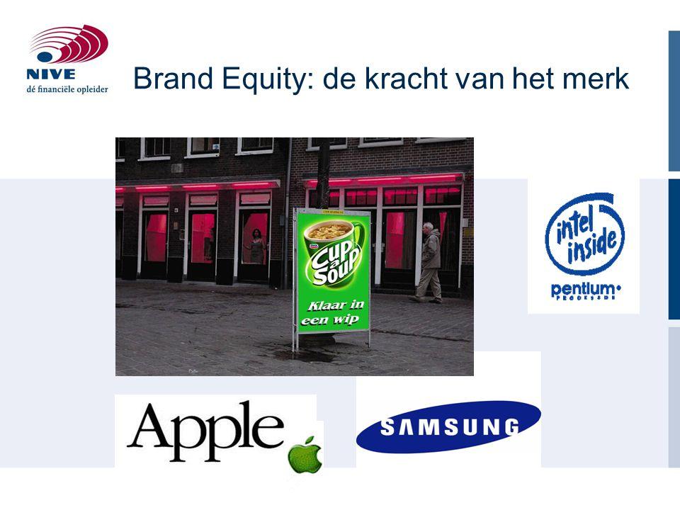 Wat is een merk eigenlijk??. Onderscheidende naam, symbool etc.