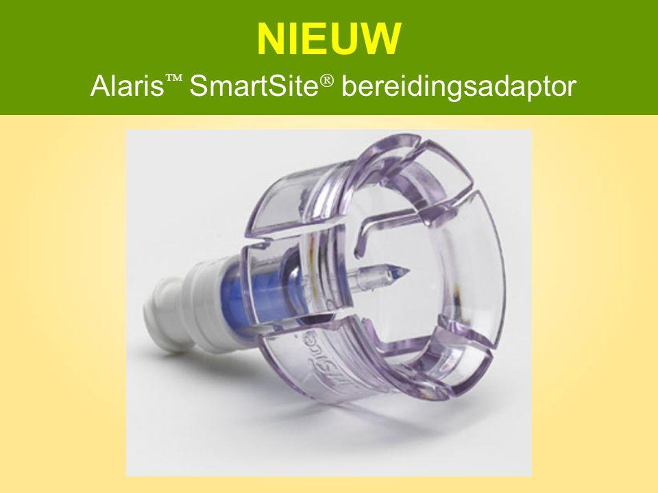 NIEUW Alaris  SmartSite  bereidingsadaptor