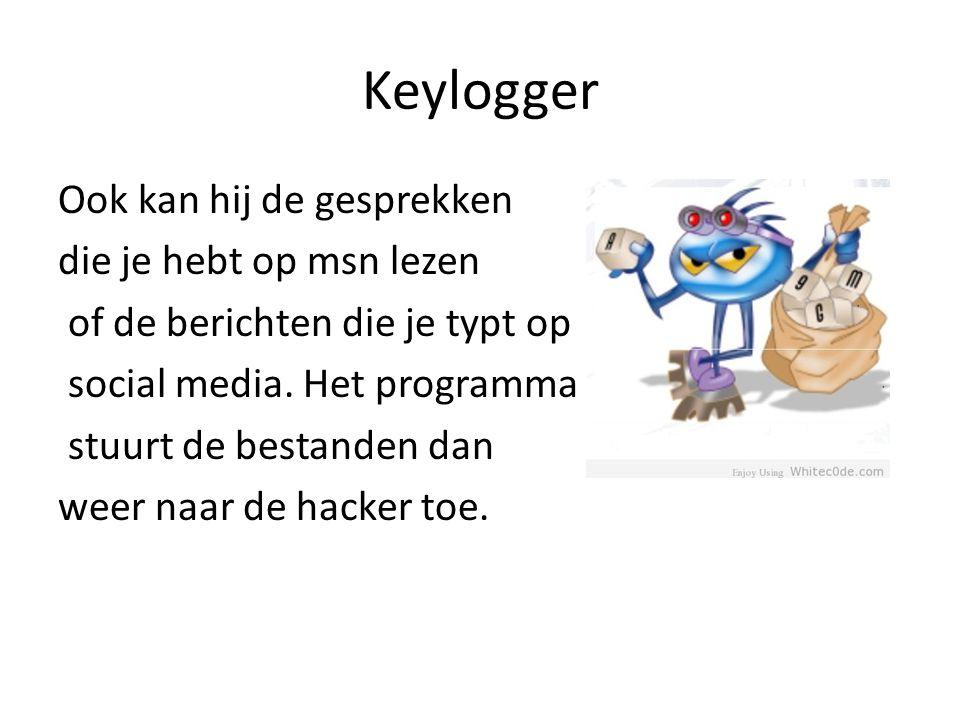 Verschil hackers en crackers De benaming hacker wordt vaak verward met een kraker.