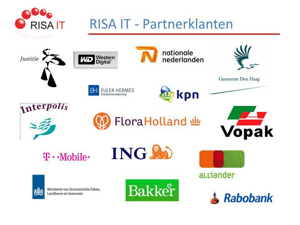 Strategisch ICT outsourcen RISA IT - Partnerklanten