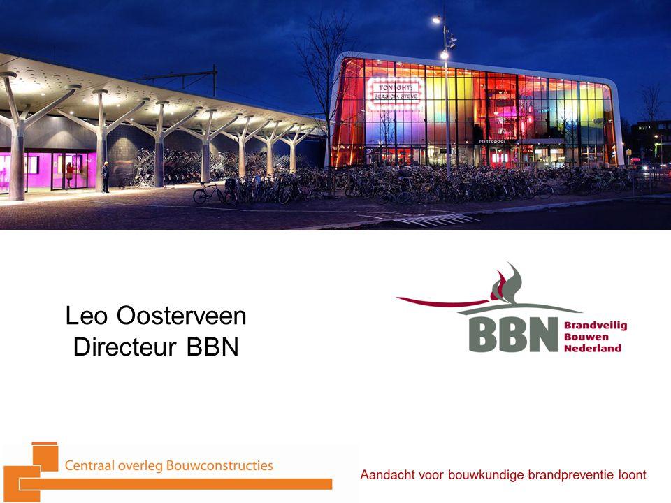 Leo Oosterveen Directeur BBN