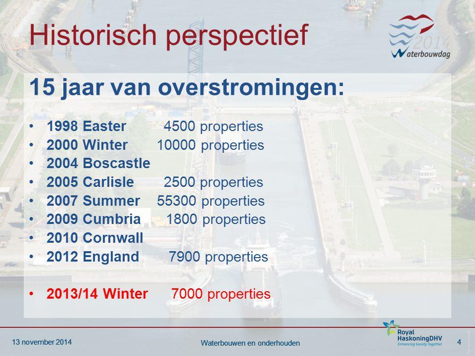 13 november 20145 Waterbouwen en onderhouden 13 november 20145 Waterbouwen en onderhouden Geografie Image Rijkswaterstaat