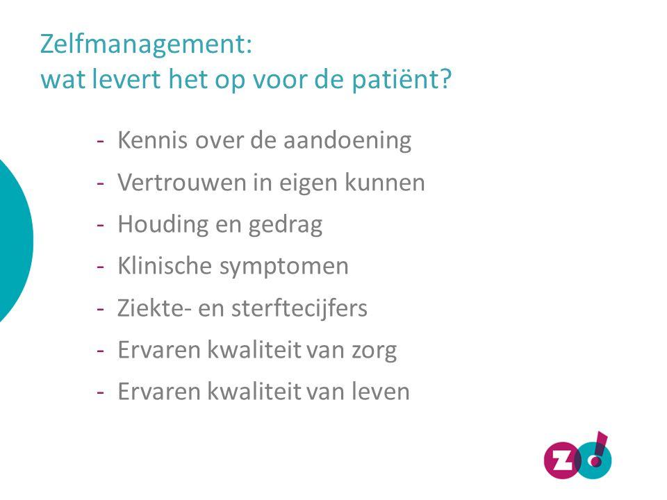 10 tips hoe de patiënt te ondersteunen met zijn/haar doelen.