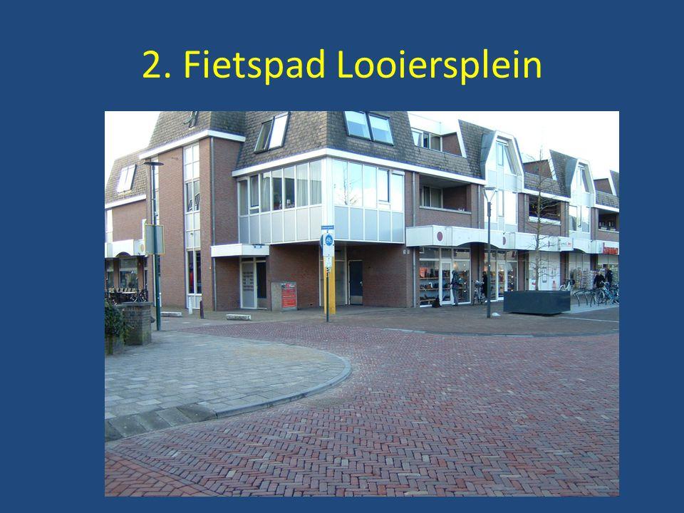 2. Fietspad Looiersplein