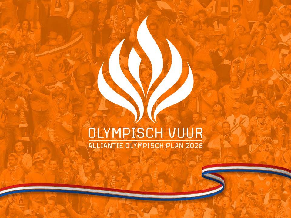 Olympisch Plan 2028 ´ Heel Nederland naar Olympisch niveau´ [Naam bijeenkomst] [Datum] [Naam spreker]