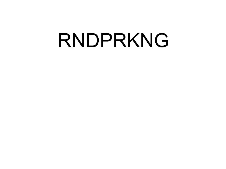 RNDPRKNG