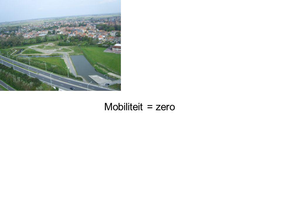 Mobiliteit = zero