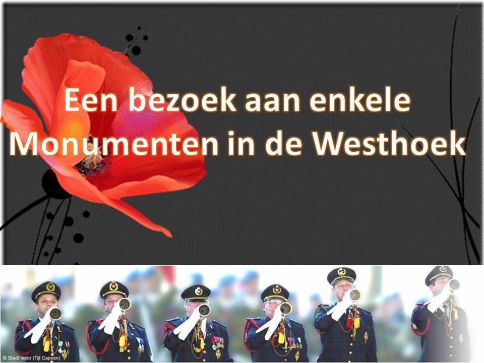 DUITSE MILITAIRE BEGRAAFPLAATS te LANGEMARK Onder elke steen liggen 8 soldaten begraven
