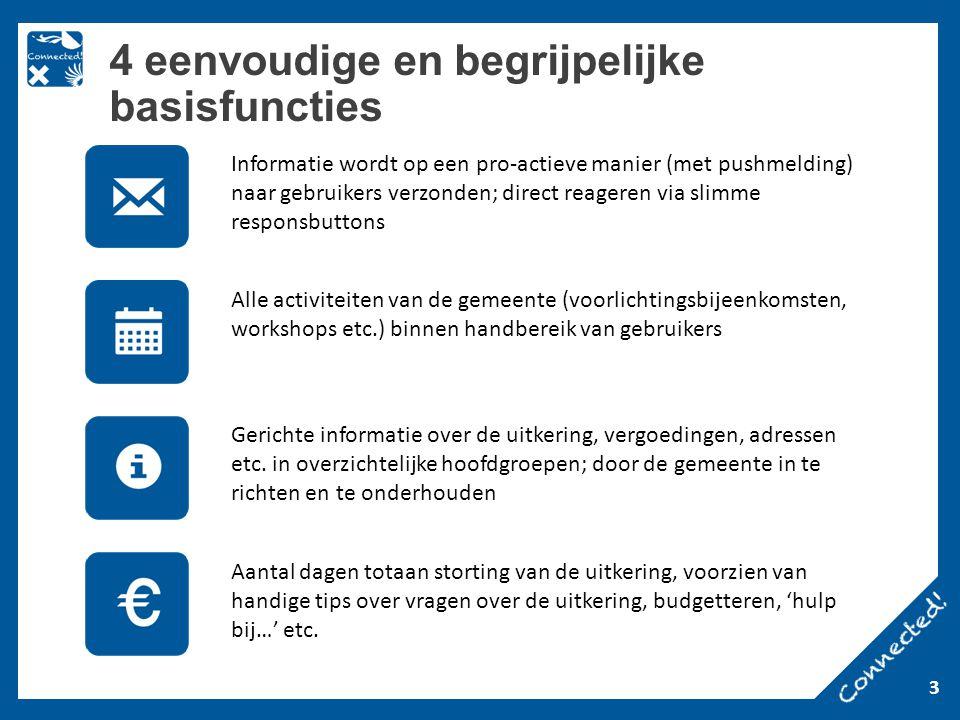 4 Voorbeeld: gemeente Rotterdam 010werkt