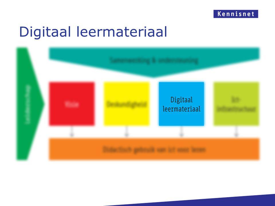 Digitaal leermateriaal