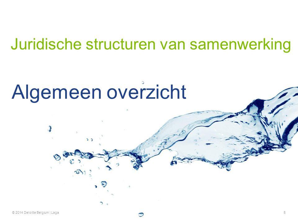 Structuur samenwerking – integratie III.