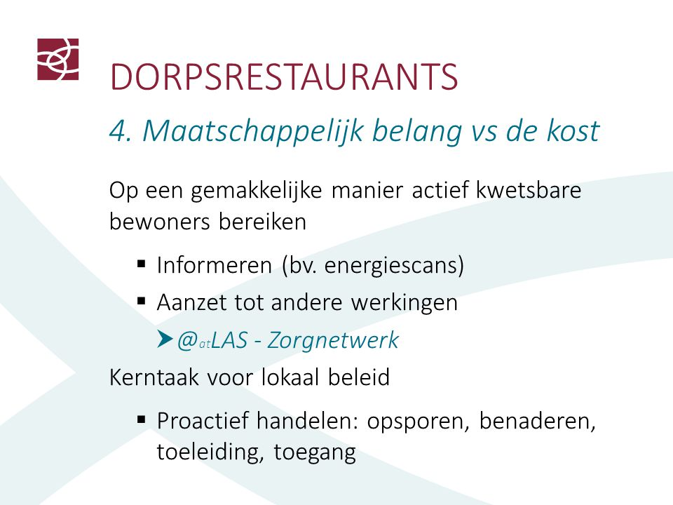 DORPSRESTAURANTS 4.
