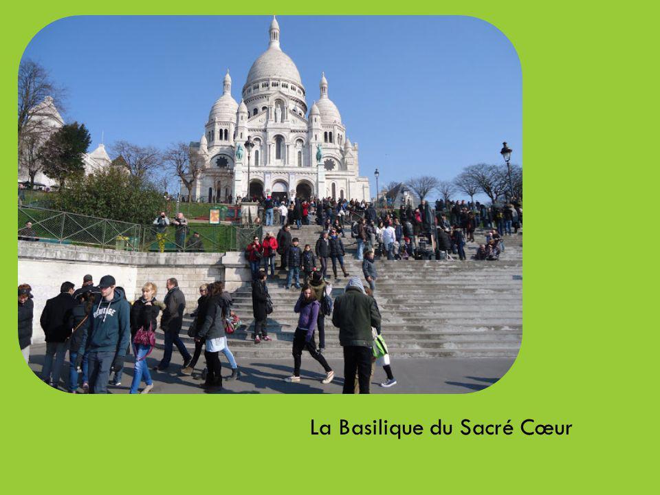 Op stap in Parijs !
