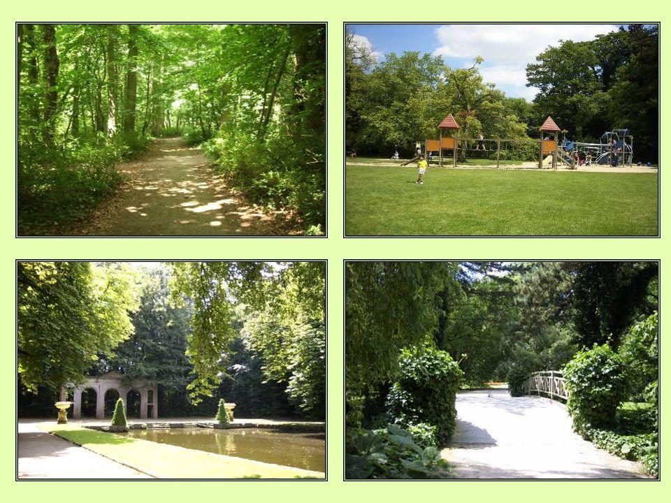 """Ten zuiden van de stadskern bevindt zich het 70 hectare uitgestrekte natuurreservaat """"Het Osbroek"""" en op 15 hectare van deze oorspronkelijke moerassig"""