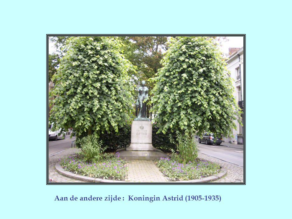 Aan de andere zijde : Koningin Astrid (1905-1935)