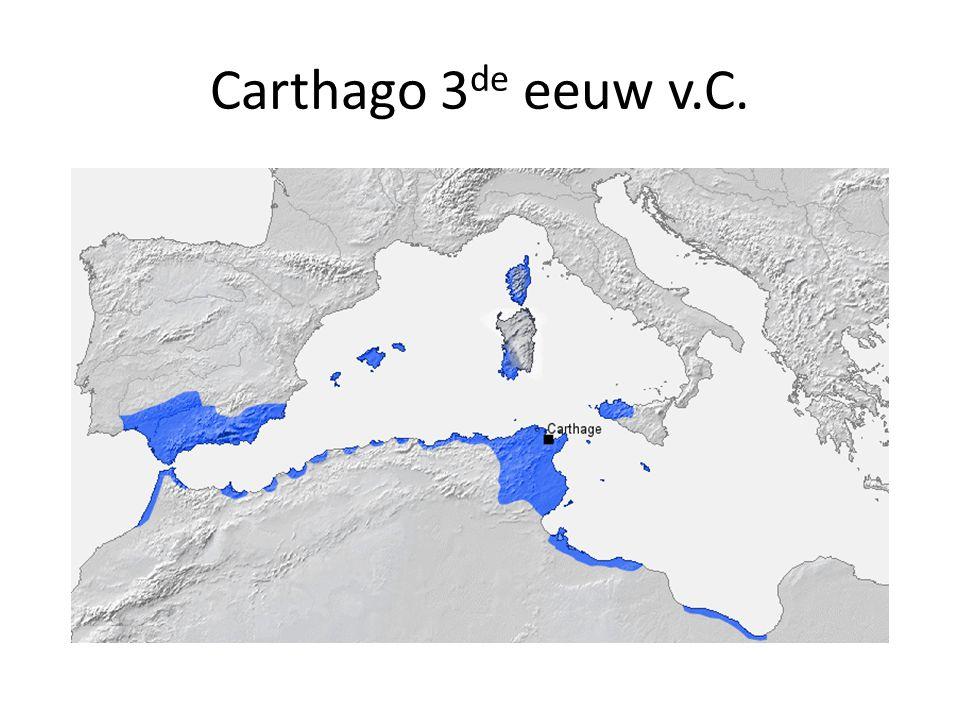 Carthago 3 de eeuw v.C.