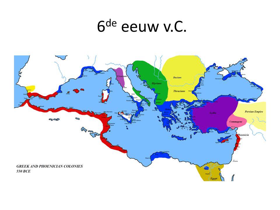 6 de eeuw v.C.