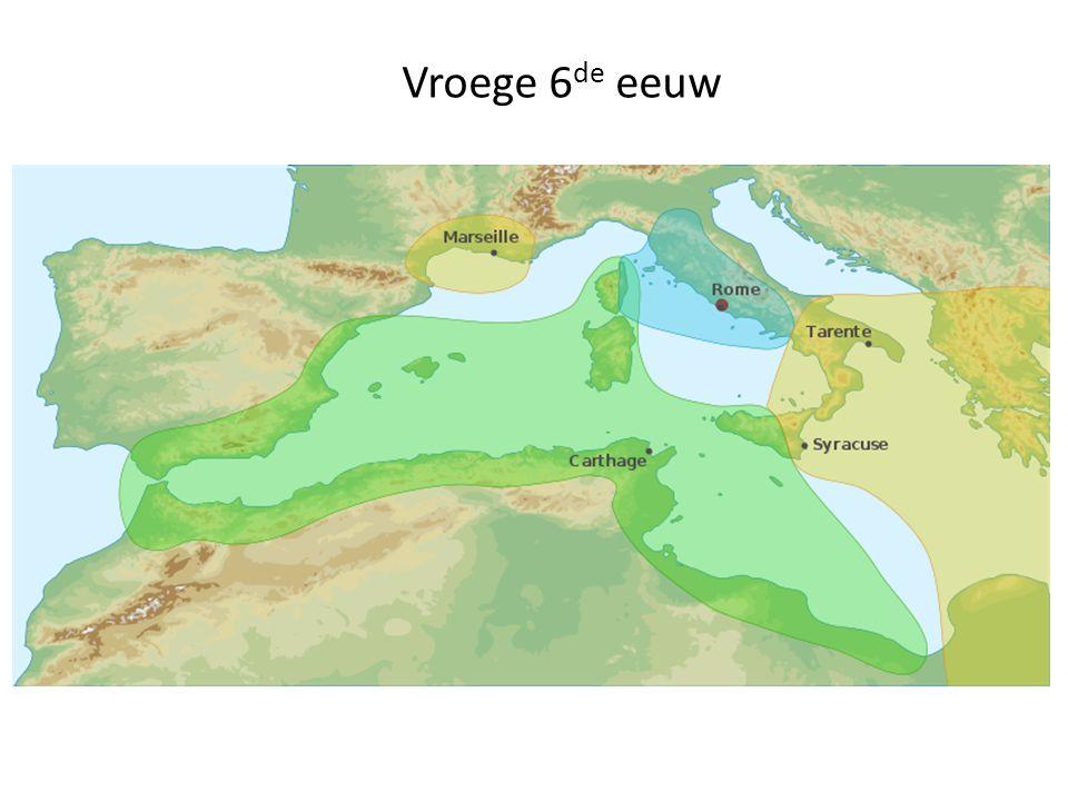 Vroege 6 de eeuw
