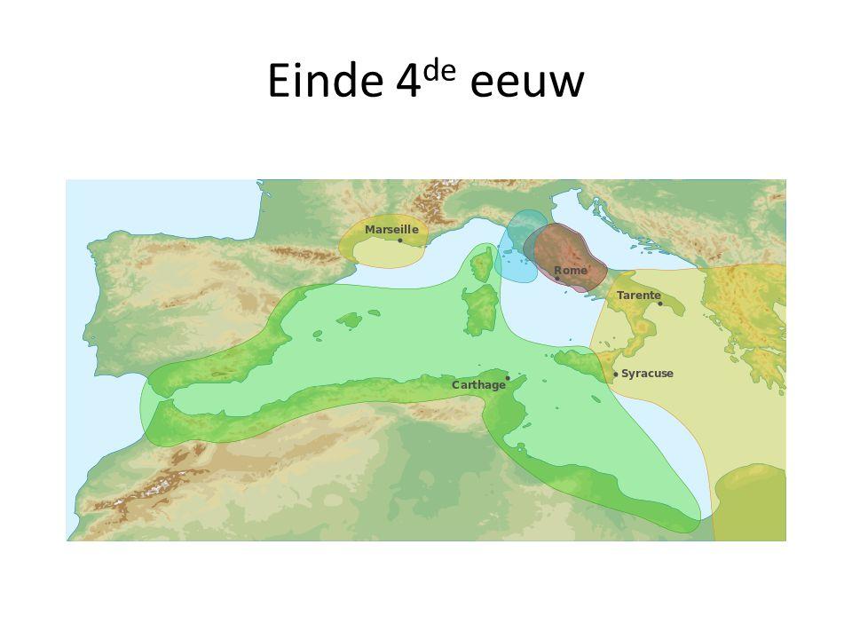 Einde 4 de eeuw