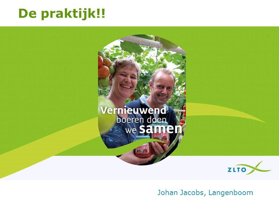 De praktijk!! Johan Jacobs, Langenboom