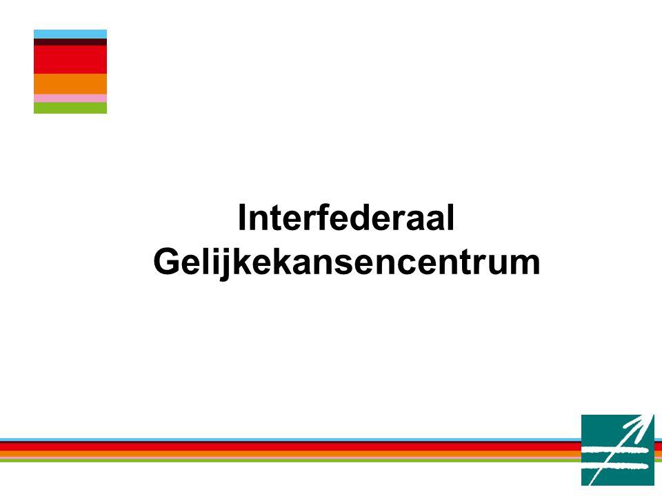 Interfederaal Gelijkekansencentrum