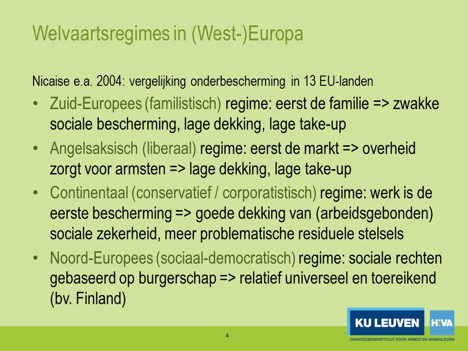 Sociale beschermings-pyramide 5 familie residuele overheid arbeidsmarkt burgerschap Onderbescherming / niet-dekking / niet-gebruik