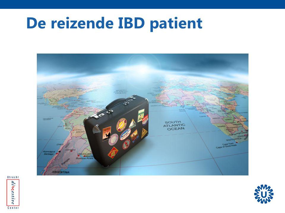 De reizende IBD patient