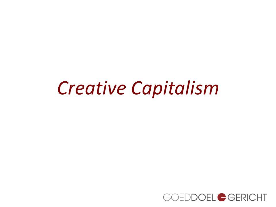 Creative Capitalism