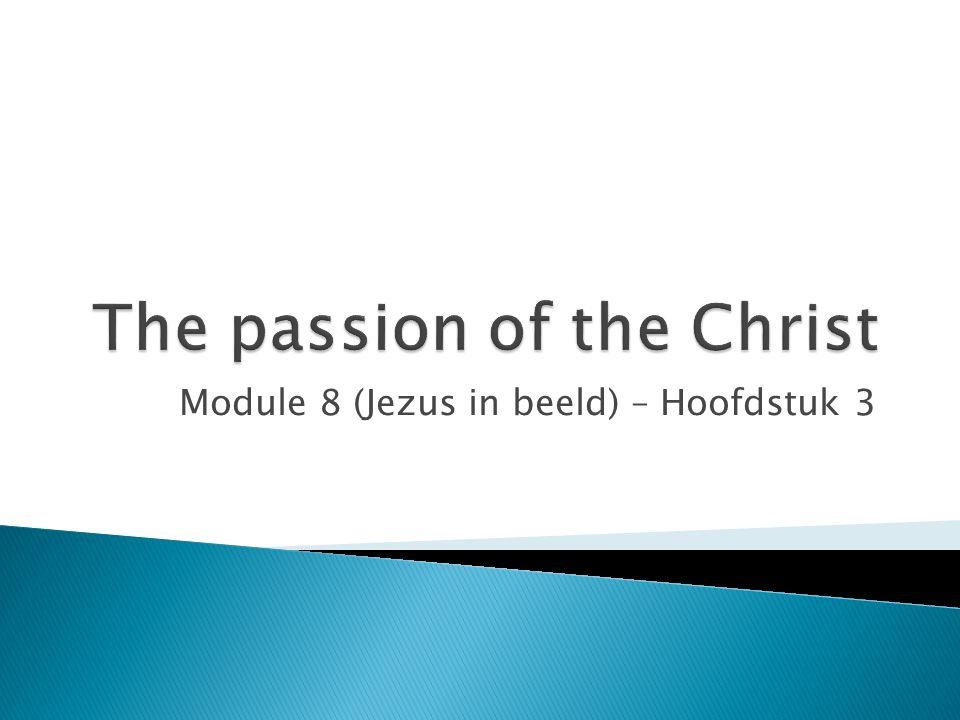 Module 8 (Jezus in beeld) – Hoofdstuk 3