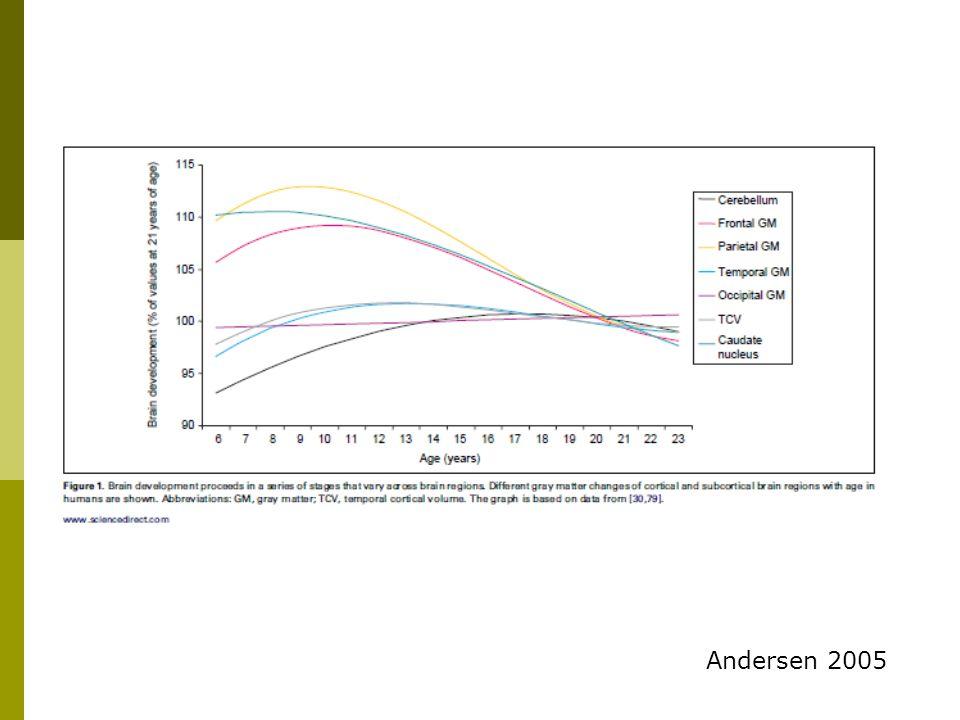 Effecten MPH op het ontwikkelende brein: dierstudies Dopamine transporter in striatum na behandeling met methylphenidaat Moll et al., J Child Adolesc Psychopharmacol 2001