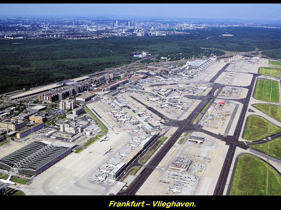 Frankfurt - Westhaven