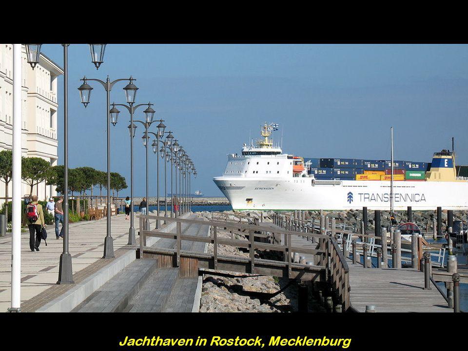 Hamburg – Alster-meer