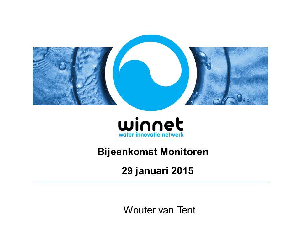 Wouter van Tent Bijeenkomst Monitoren 29 januari 2015