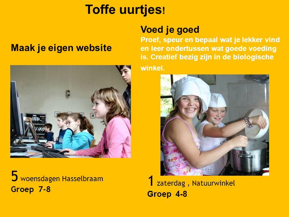Kom gezellig naar de kindermiddag van Sanderbanken/ De Grient.