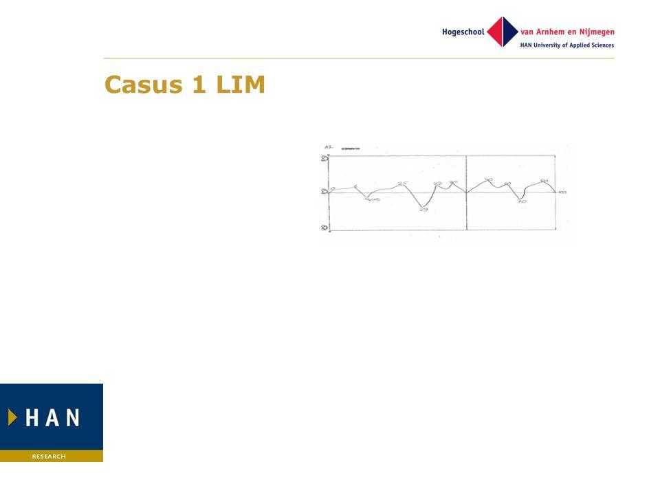Casus 1 LIM