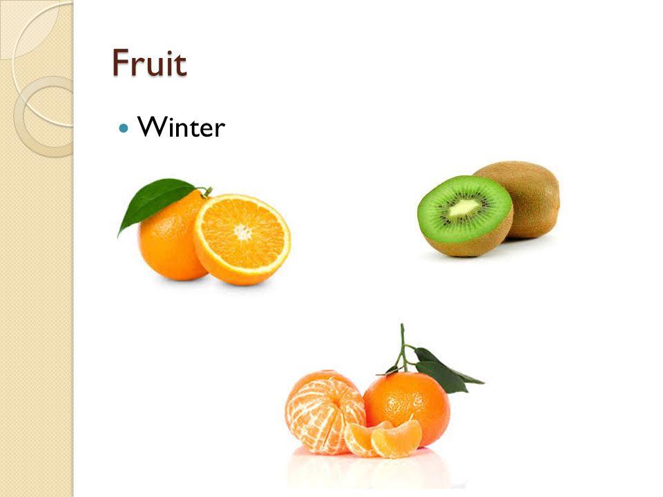 Fruit Zomer