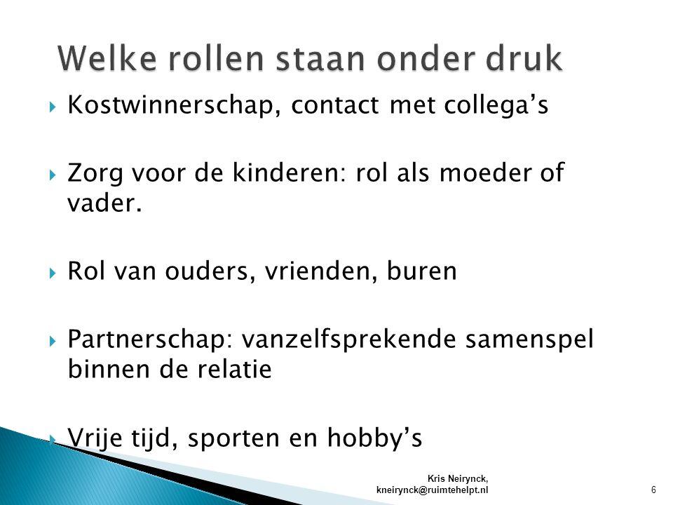 Kris Neirynck, kneirynck@ruimtehelpt.nl17