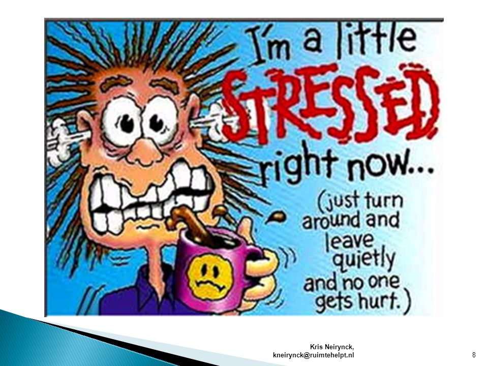  Chronische gevolgen van Q-koorts verminderen de capaciteit om stress op te vangen en ermee om te gaan.
