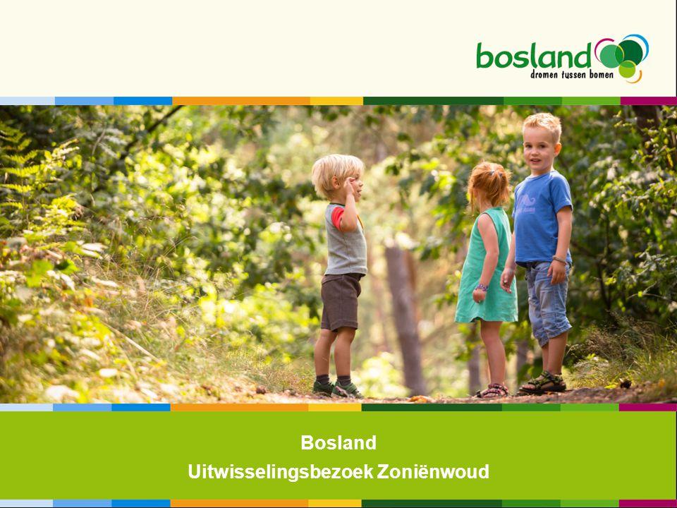 Bosland Uitwisselingsbezoek Zoniënwoud