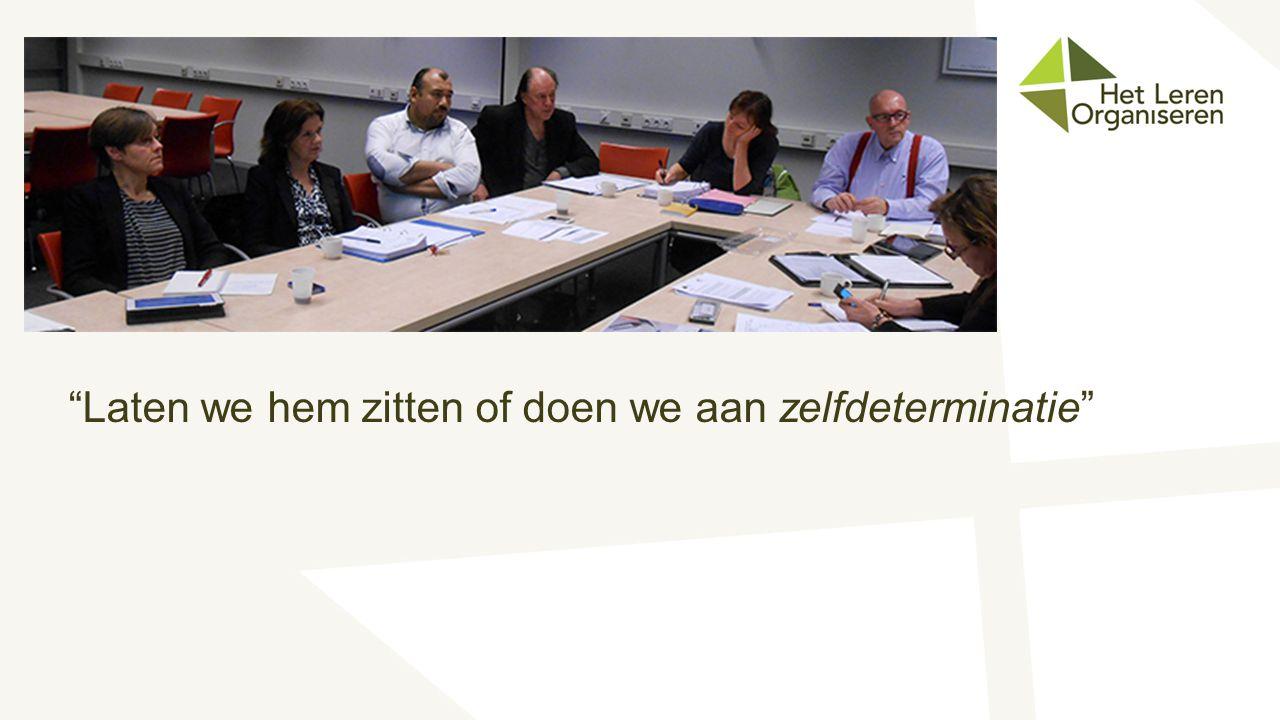 LOB is het opvoeden tot zelfdeterminatie en loopbaanmanagement