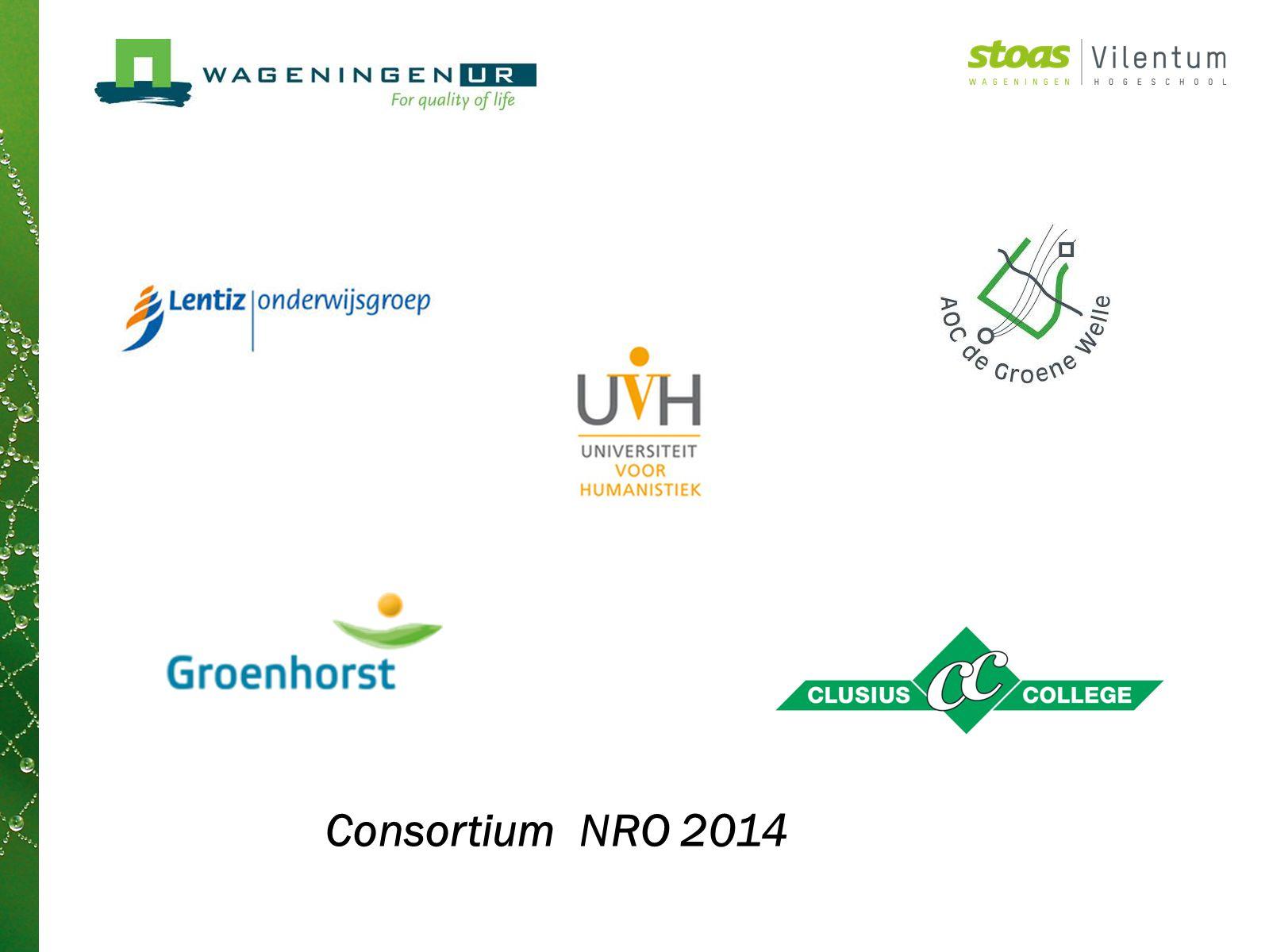 Consortium NRO 2014