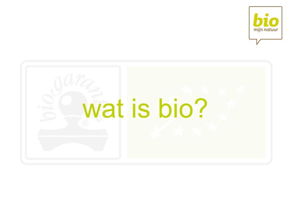 wat is bio?
