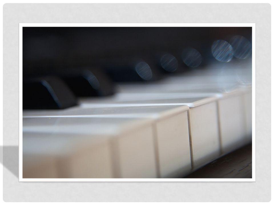 MOTIVATIE Wat is een instrument op straat zonder musicus en publiek?