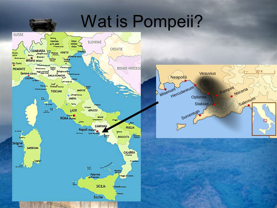 Wat is Pompeii?