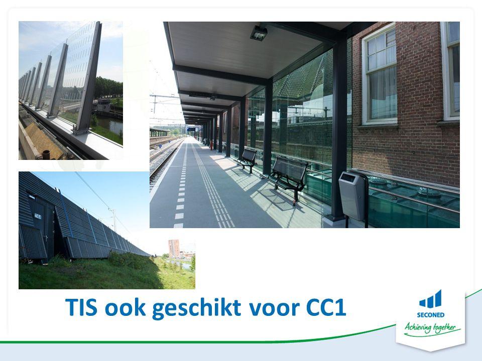 TIS ook geschikt voor CC1