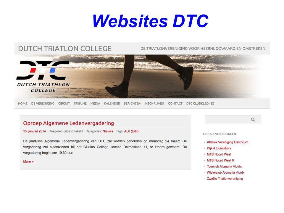 Websites DTC