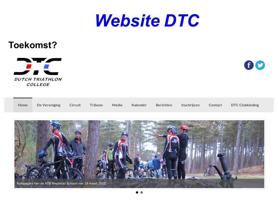 Website DTC Toekomst?