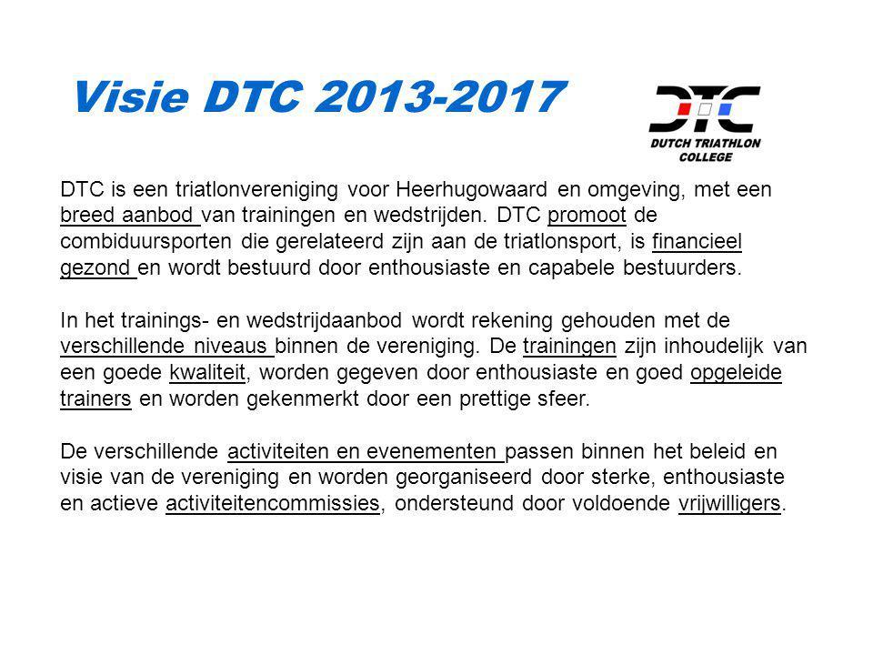 DTC is een triatlonvereniging voor Heerhugowaard en omgeving, met een breed aanbod van trainingen en wedstrijden. DTC promoot de combiduursporten die